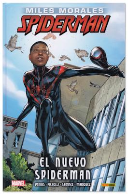 Miles Morales el nuevo Spiderman de Bendis, Samnee, Pichelli y Marquez comic superheroes marvel