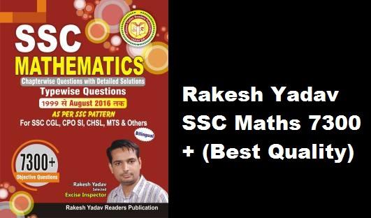 Rakesh yadav class notes in HINDI (Arith+Adv )