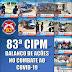 83ª CIPM divulga balanço de ações no combate à pandemia da COVID-19