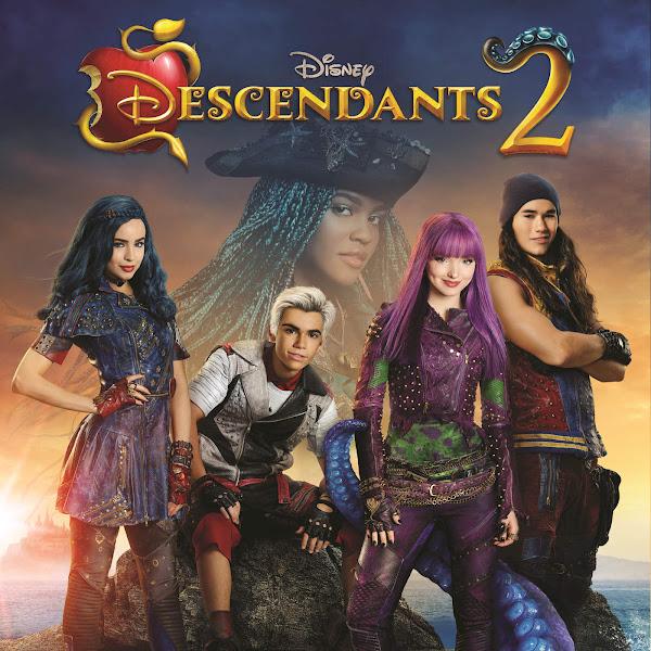 Various Artists - Descendants 2 (Original TV Movie Soundtrack) Cover