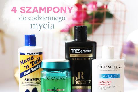 Najlepsze szampony do włosów do codziennego stosowania - czytaj dalej »