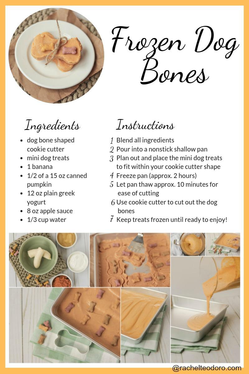 dog bone treat ideas naturally