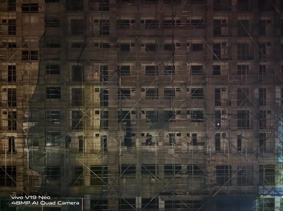 Vivo V19 Neo Camera Sample - Night, Night Mode