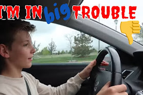 I FAILED MY DRIVING TEST