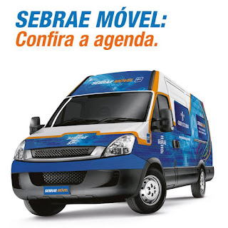 Sebrae Móvel prestará atendimento gratuito em 13 cidades do Vale do Ribeira em abril