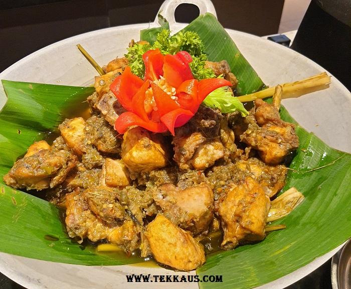Ramadan buffet dinner Holiday Inn Melaka Menu