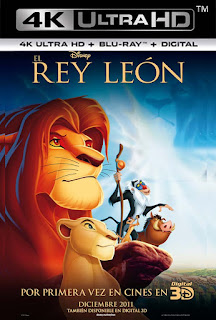 El Rey Leon 1994 4k Uhd Hdr Latino Google Drive