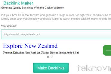 Daftar Situs Paling Ampuh Untuk Mendapatkan Backlink Instan