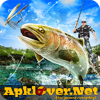 Fly Fishing 3D II MOD APK unlimited money