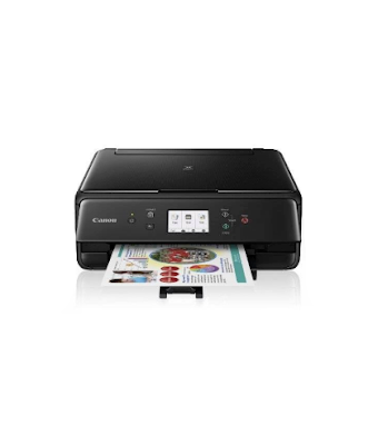 Canon Pixma TS6050 Software & Drivers Download