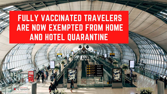 fully vaccinated travelers