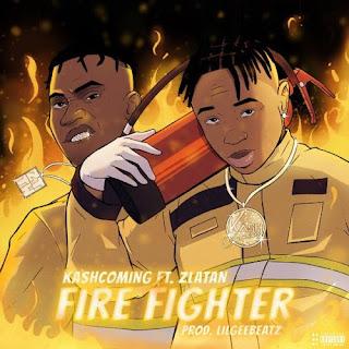 kahcoming - firefighter ft zlatan