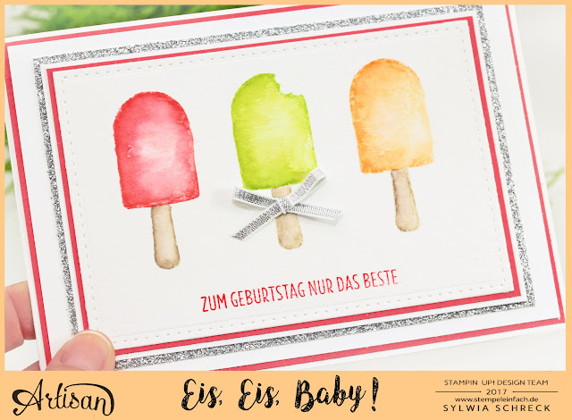 Eis, Eis, Baby - Stampin UP