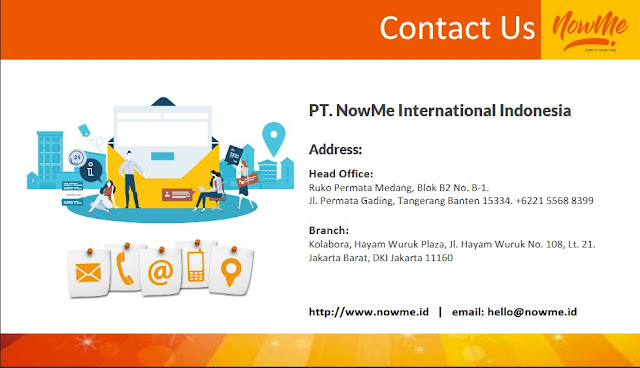 NOWME 1ST Live Commerce di Asia Tenggara