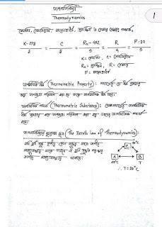 এইচ এস সি পদার্থবিজ্ঞান ২য় পত্রের সকল সূত্র | এইচ এস সি পদার্থবিজ্ঞান ২য় পত্র ফর্মূলা
