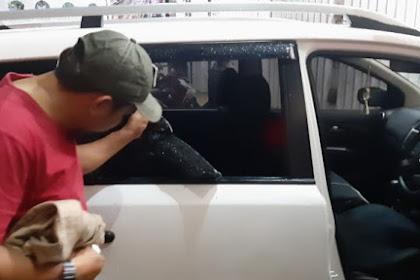 Kaca Mobil Kader PKS Dipecah, Surat Mandat Saksi Diambil Pencuri