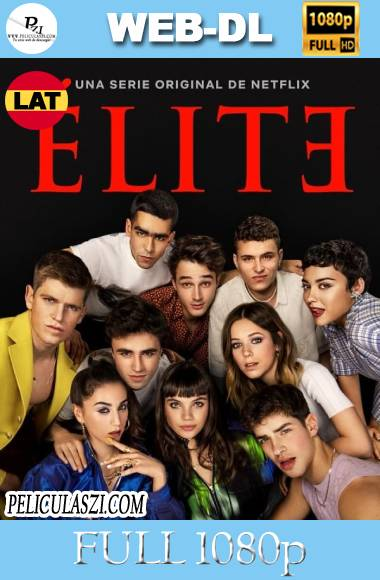 Élite (2021) Full HD Temporada 4 WEB-DL 1080p Dual-Latino