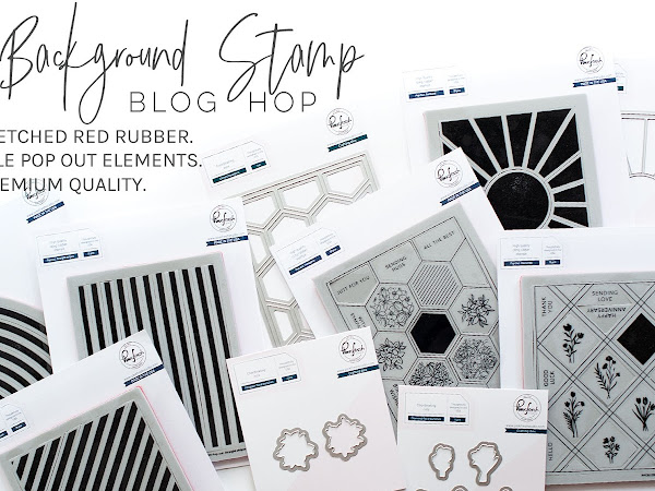 Pinkfresh Studio June 2020 Pop Out Stamp and Die Release Blog Hop