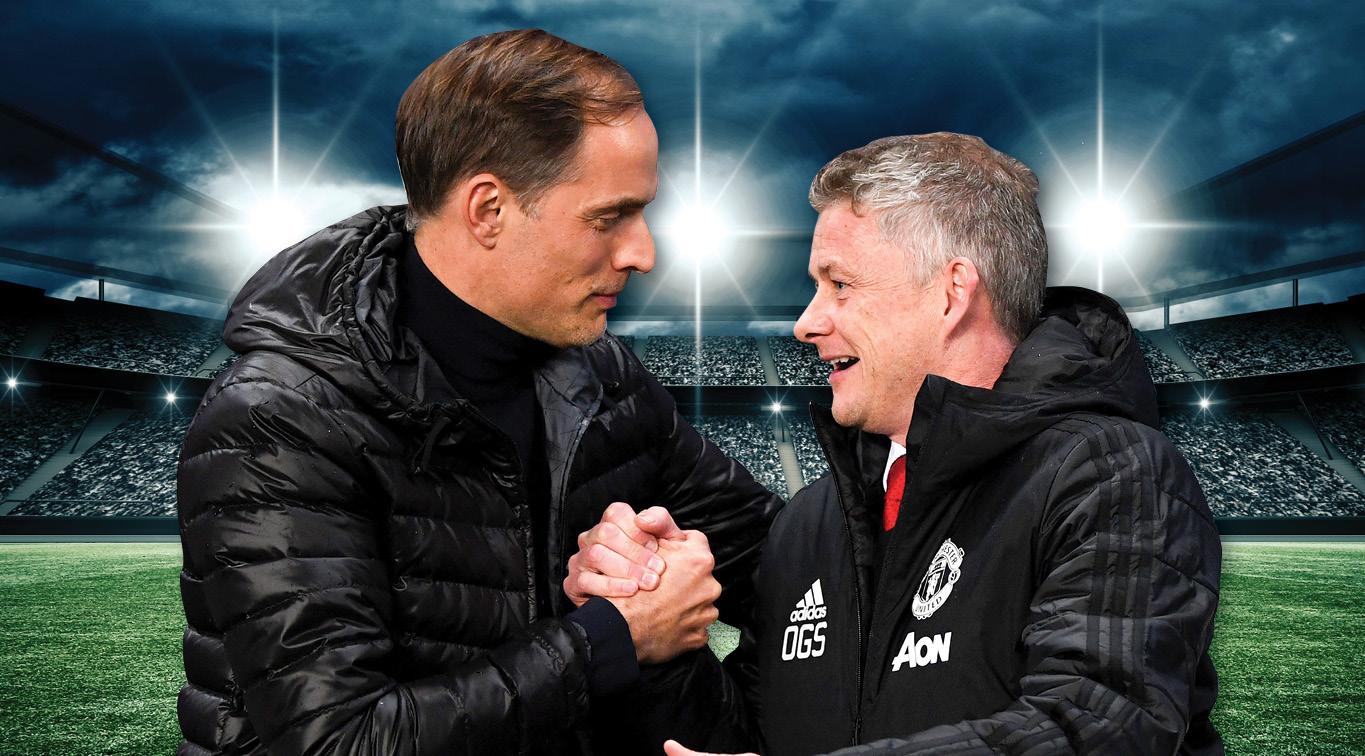 Ole Gunnar Solskjaer's Reds will aim to be the first team to score a Premier League goal against Thomas Tuchel's Chelsea on Sunday
