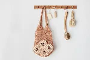 Hang kitchen tools on wall