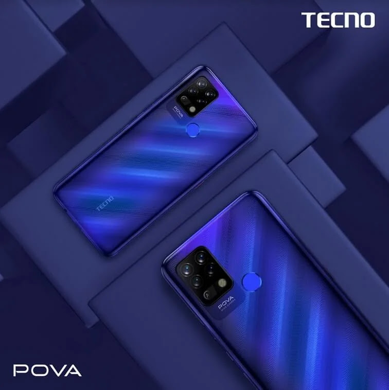 TECNO POVA with Helio G80 Gaming Chip, 6GB RAM, and Quad Cameras is Priced for Only Php6,999