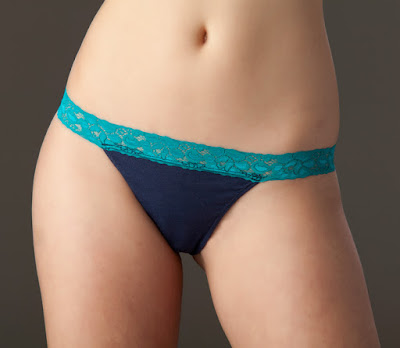 Transdry thong panties