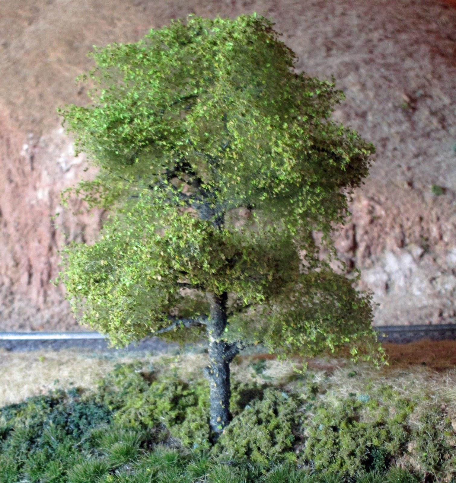A Tree-torial making decidous trees | Model Railroad