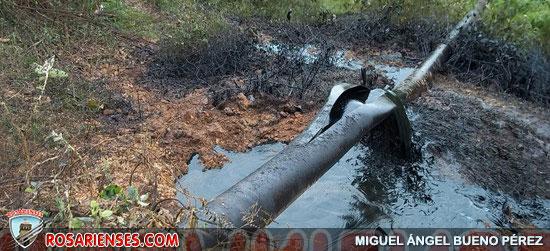 Atentado en contra de oleoducto en el Catatumbo | Rosarienses, Villa del Rosario