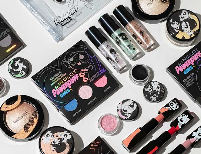 Powerpuff makeup