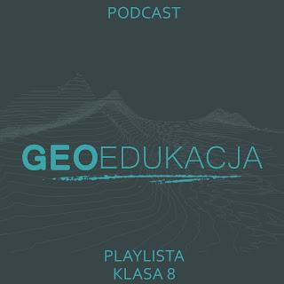 Podcast - Playlista dla klas 8