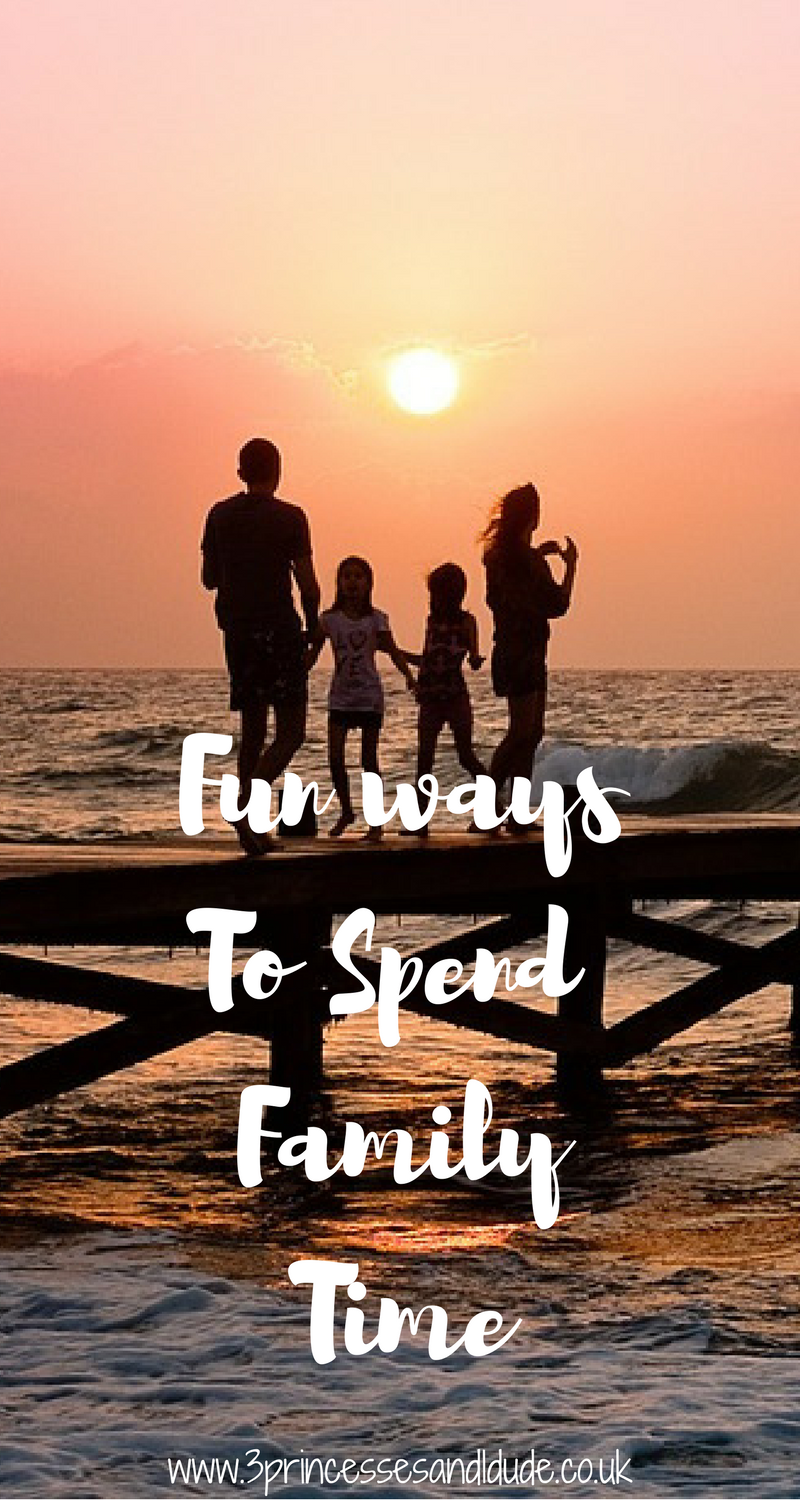 Looking for ways to reconnect as a family? here are 7 super fun ways to spend family time