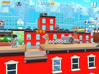 Game Skyline Skaters Apk Mod versi terbaru 2016