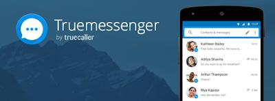 Truemessenger App from Truecaller