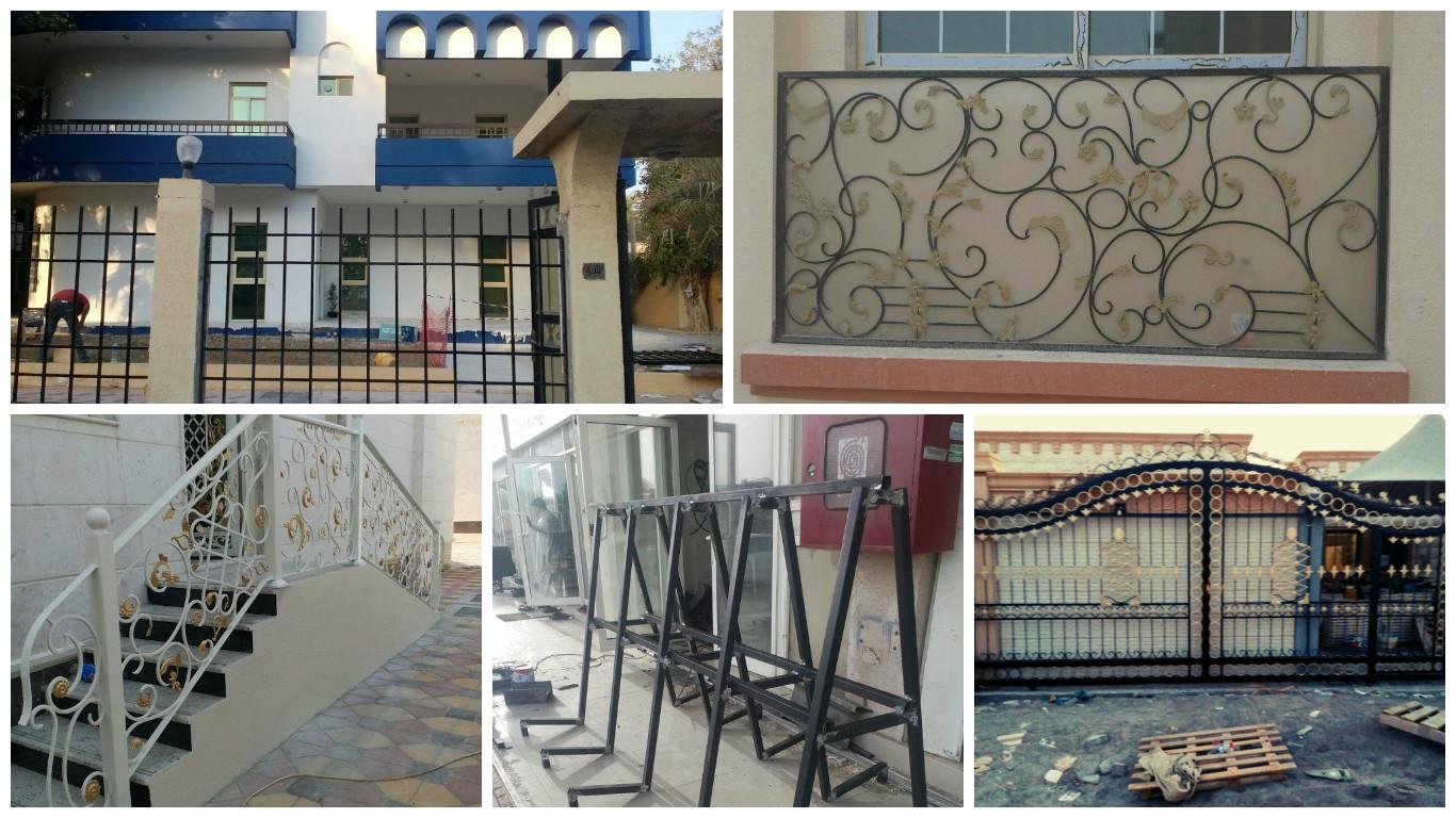 Steel Fencing - Manufacturers, Suppliers, Abu Dhabi Dubai UAE