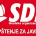 SAOPĆENJE ZA JAVNOST: 'Vrijeme će pokazati za koju je cijenu i funkciju Vujadinović prodao svoj ugled'