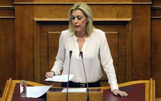 Η Άννα Καραμανλή σχετικά με την ομιλία της στη Βουλή για το σχέδιο Νόμου «Οργάνωση και λειτουργία της ανώτατης εκπαίδευσης, ρυθμίσεις για την έρευνα και άλλες διατάξεις».