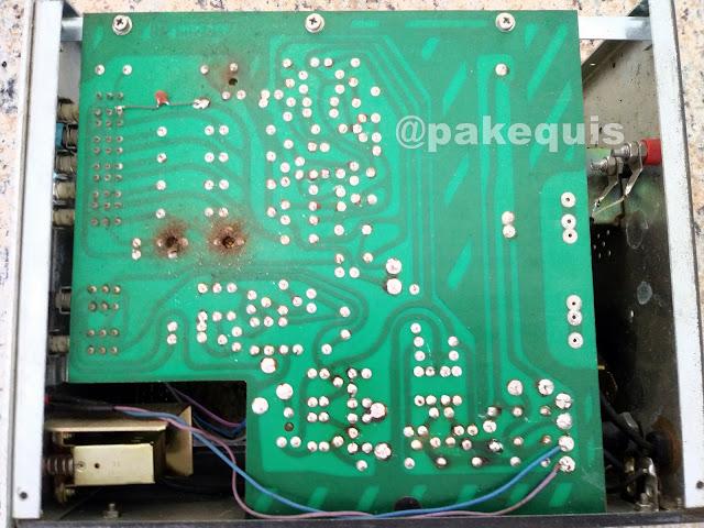 Gerador de áudio Minipa MG201