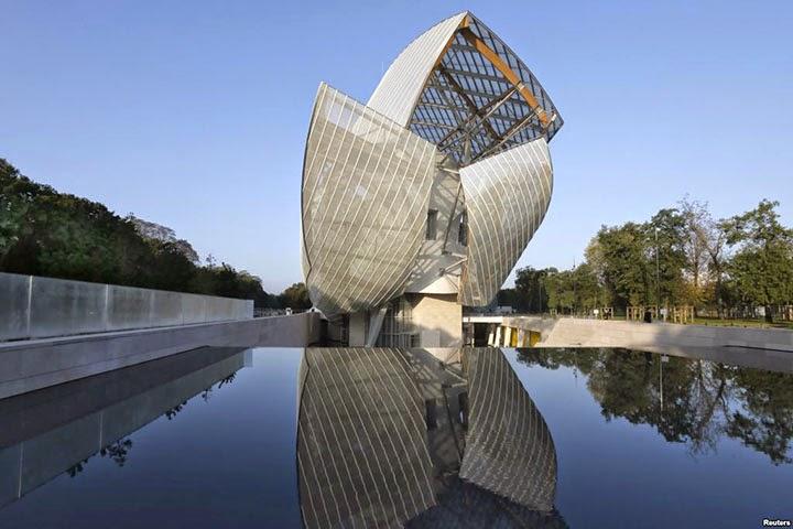 Парижский музей современного скусства | Startup News