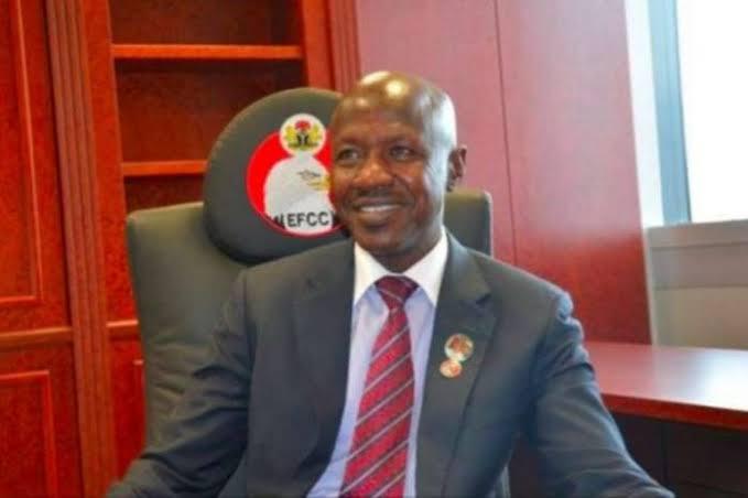 JUST IN: Presidency Gives Reasons Ibrahim Magu Is Under Probe