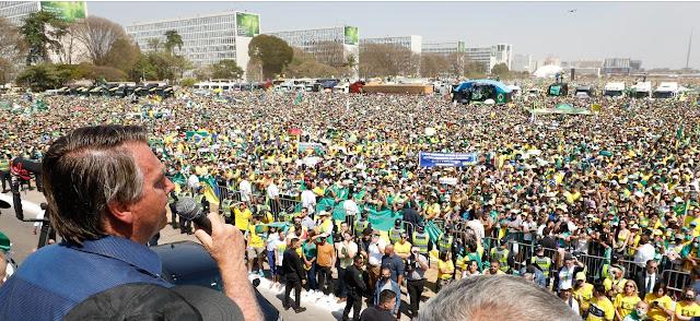 A CORDA ROMPEU!! O povo brasileiro dar ultimato para os ativistas supremos que ameaçam a democracia