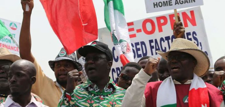 JUST IN: 'No Going Back On Strike, Protest Against Fuel Hike, Electricity Tariff' – NLC