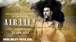 Airlift movie story