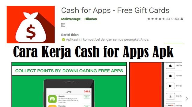 Cash for Apps APK