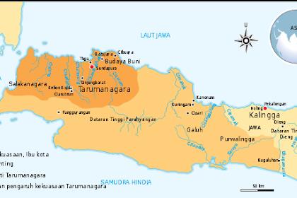 Sejarah Kerajaan Tarumanegara (Kerajaan Hindu Bercorak Sunda)