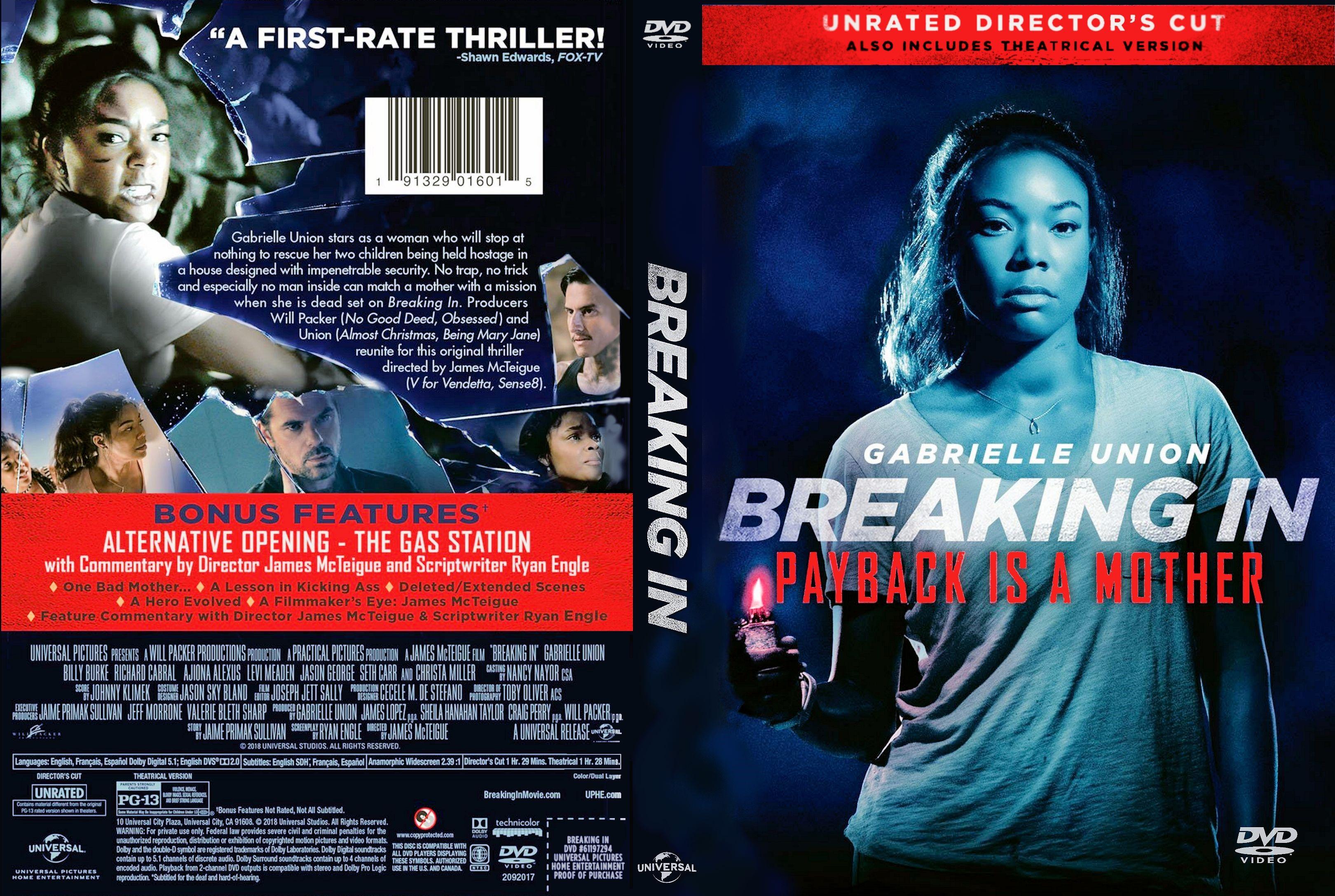 Jasmine James Break In