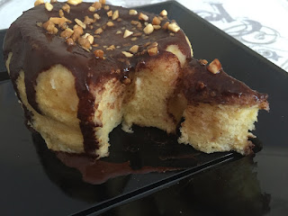 Mugcake fit con chocolate