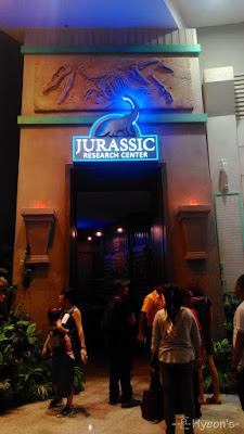 jurassic research center the top komtar penang