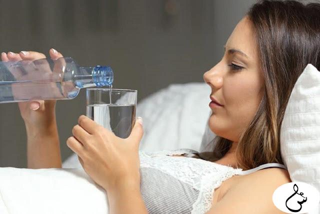 شرب الماء عند استيقاظ من النوم 11 تأثيرا حتميا