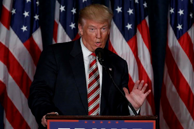Donald Trump finally gives his plan for dealing with Isis in clear detail (& he makes no sense)