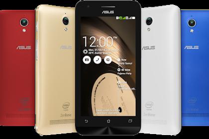 Cara Ampuh Flash Asus Zenfone C Z007 Via ADB Tested Work 100%